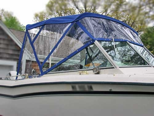 Bimini, Windscreen & Side Curtains