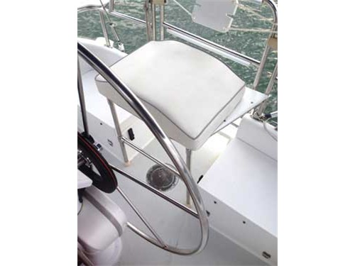 Removable Elevated Helm Seat (Catalina 36)